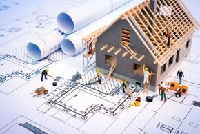 Этапы строительства дома из клеёного бруса под ключ